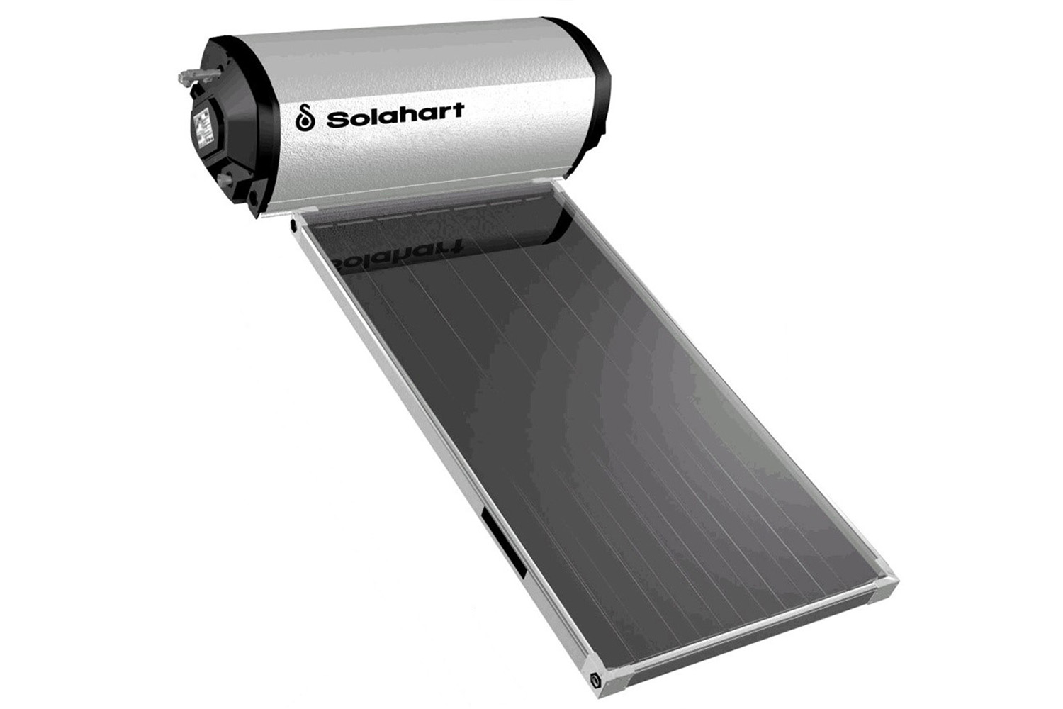 Solahart Roof Top Solar Hot Water System